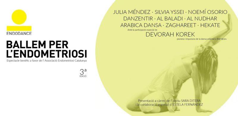 "CIRH colabora en la 3ª edición ""ENDODANCE: Bailemos por la endometriosis"""