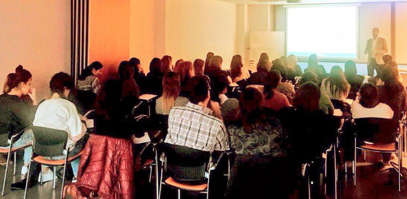 El CIRH imparte un curso de formación a matronas sobre reproducción asistida en el Colegio de Enfermera